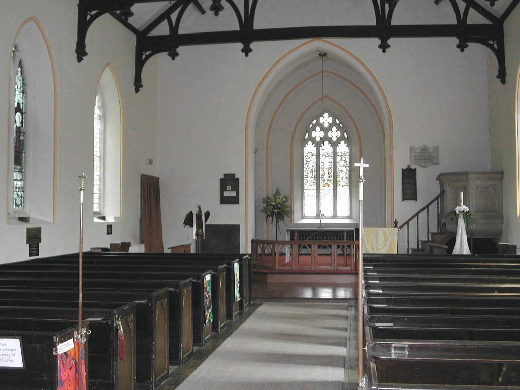 St Leonard S Church Shipham Somerset England